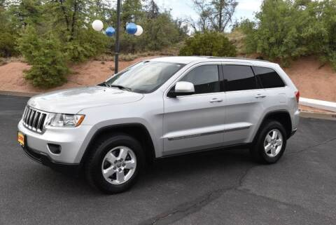 2013 Jeep Grand Cherokee for sale at Choice Auto & Truck Sales in Payson AZ