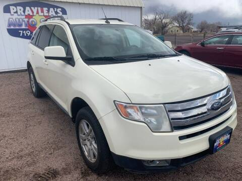 2008 Ford Edge for sale at Praylea's Auto Sales in Peyton CO