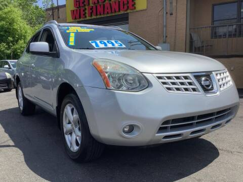 2009 Nissan Rogue for sale at Active Auto Sales Inc in Philadelphia PA