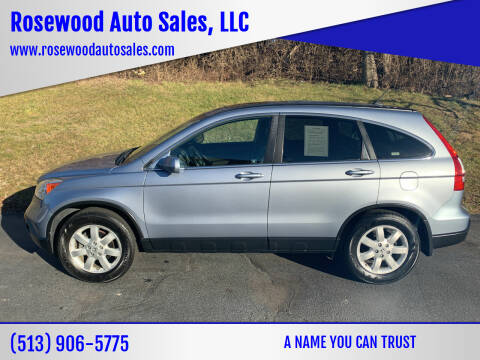 2009 Honda CR-V for sale at Rosewood Auto Sales, LLC in Hamilton OH