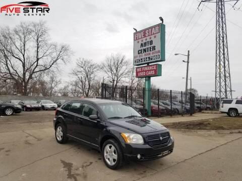 2009 Dodge Caliber for sale at Five Star Auto Center in Detroit MI