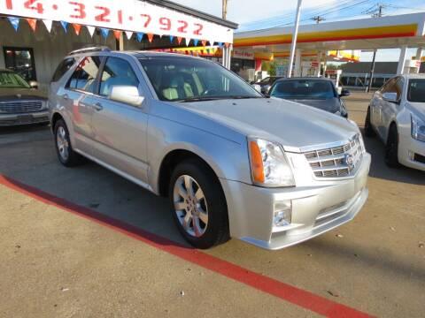 2009 Cadillac SRX for sale at East Dallas Automotive in Dallas TX