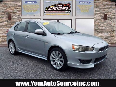 2010 Mitsubishi Lancer Sportback for sale at Your Auto Source in York PA