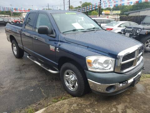 2008 Dodge Ram Pickup 2500 for sale at Rutledge Auto Group in Palestine TX