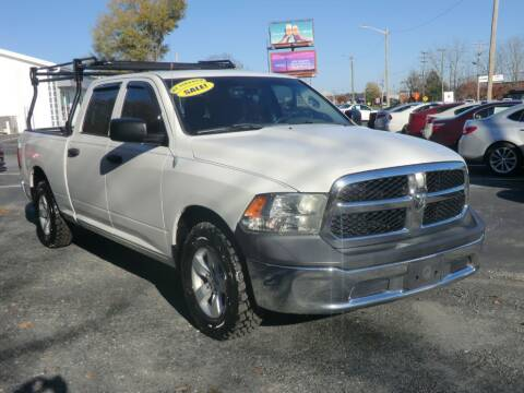 2013 RAM Ram Pickup 1500 for sale at Glory Motors in Rock Hill SC