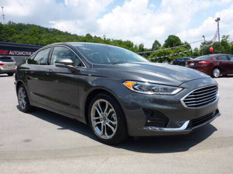 2019 Ford Fusion for sale at Viles Automotive in Knoxville TN