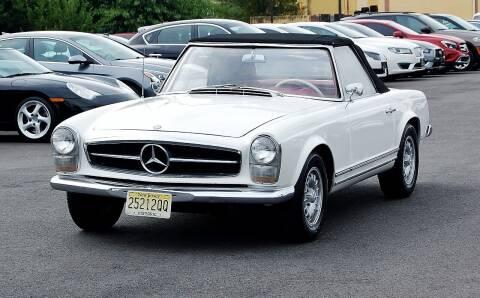1966 Mercedes-Benz SL-Class for sale at Avi Auto Sales Inc in Magnolia NJ