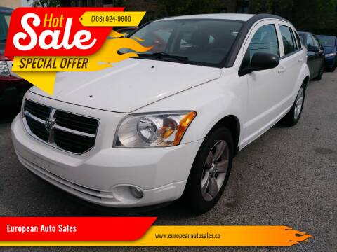 2011 Dodge Caliber for sale at European Auto Sales in Bridgeview IL