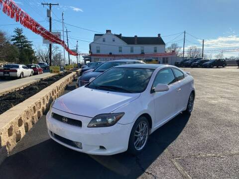 2007 Scion tC for sale at FIESTA MOTORS in Hagerstown MD