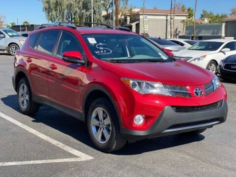 2015 Toyota RAV4 for sale at Brown & Brown Wholesale in Mesa AZ