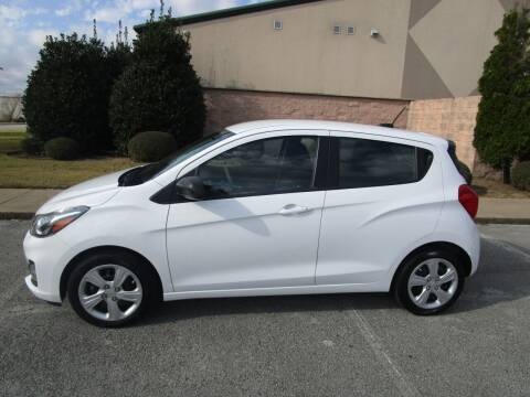 2019 Chevrolet Spark for sale at JON DELLINGER AUTOMOTIVE in Springdale AR