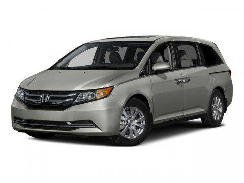 2015 Honda Odyssey for sale at Stephen Wade Pre-Owned Supercenter in Saint George UT
