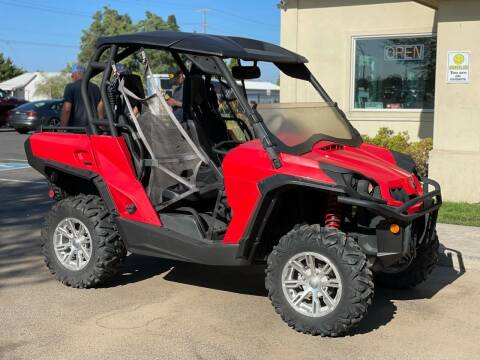 2012 Can-Am Commander 1000 XT for sale at Harper Motorsports-Powersports in Post Falls ID