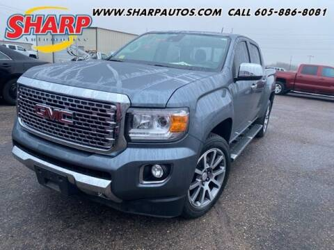 2020 GMC Canyon for sale at Sharp Automotive in Watertown SD