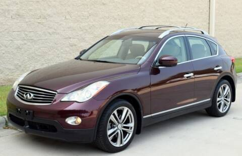 2012 Infiniti EX35 for sale at Raleigh Auto Inc. in Raleigh NC