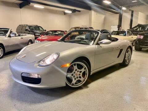 2005 Porsche Boxster for sale at Motorgroup LLC in Scottsdale AZ