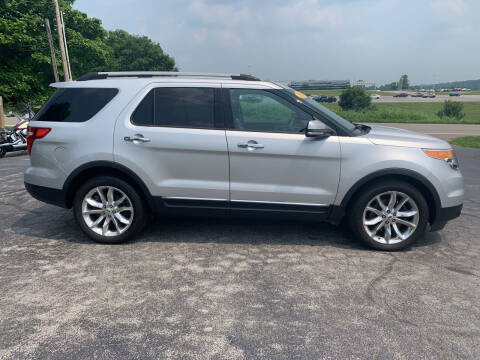 2013 Ford Explorer for sale at Westview Motors in Hillsboro OH