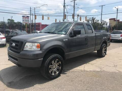 2007 Ford F-150 for sale at SKYLINE AUTO in Detroit MI