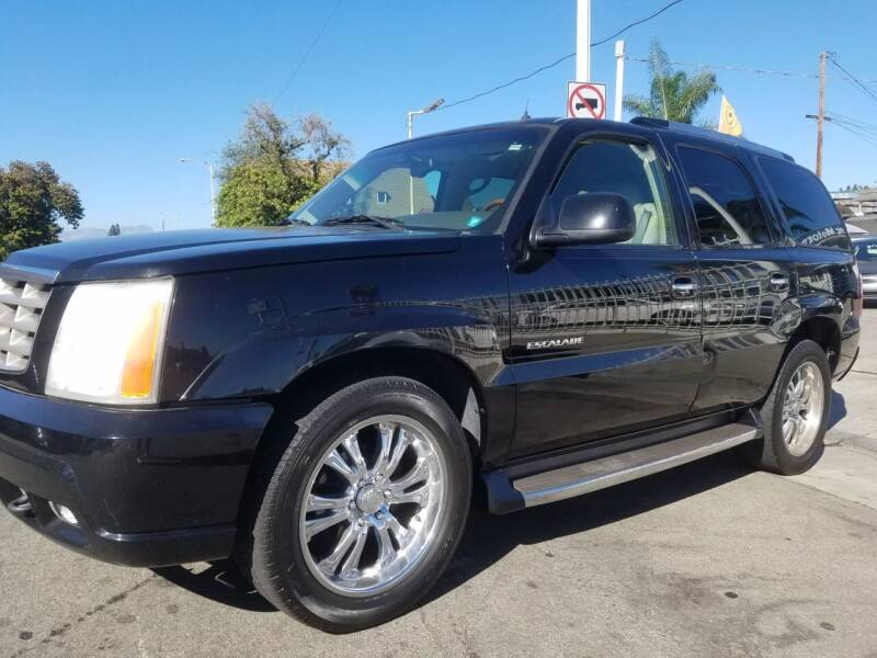2002 Cadillac Escalade for sale at Olympic Motors in Los Angeles CA