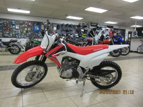 2016 Honda CRF 125 for sale at Trinity Cycles in Burlington NC