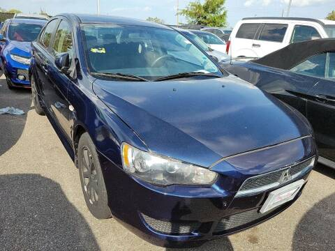 2013 Mitsubishi Lancer for sale at CHEAPIE AUTO SALES INC in Metairie LA