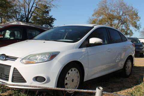 2014 Ford Focus for sale at Abc Quality Used Cars in Canton TX