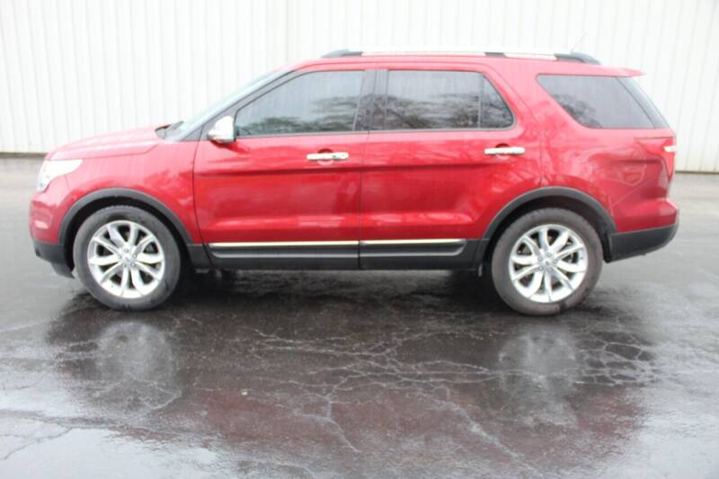 2013 Ford Explorer for sale at Lansing Auto Mart in Lansing KS
