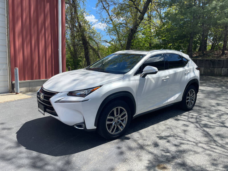 2015 Lexus NX 200t for sale at S&D Road Service & Auto Sales in Cumberland RI