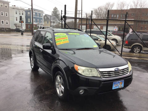 2009 Subaru Forester for sale at Adams Street Motor Company LLC in Dorchester MA