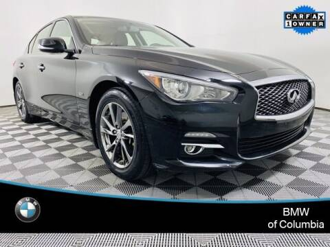 2017 Infiniti Q50 for sale at Preowned of Columbia in Columbia MO