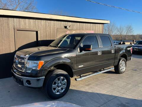 2013 Ford F-150 for sale at Euro Auto in Overland Park KS