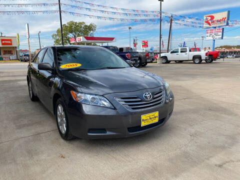 2008 Toyota Camry Hybrid for sale at Russell Smith Auto in Fort Worth TX
