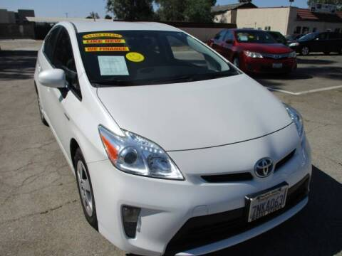 2015 Toyota Prius for sale at F & A Car Sales Inc in Ontario CA