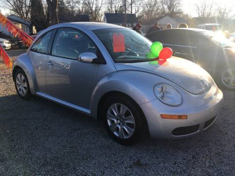 2008 Volkswagen New Beetle for sale at Antique Motors in Plymouth IN
