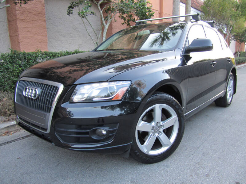 2012 Audi Q5 for sale at FLORIDACARSTOGO in West Palm Beach FL