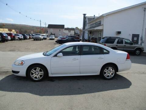 2011 Chevrolet Impala for sale at ROUTE 119 AUTO SALES & SVC in Homer City PA