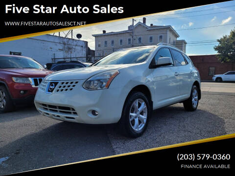 2008 Nissan Rogue for sale at Five Star Auto Sales in Bridgeport CT