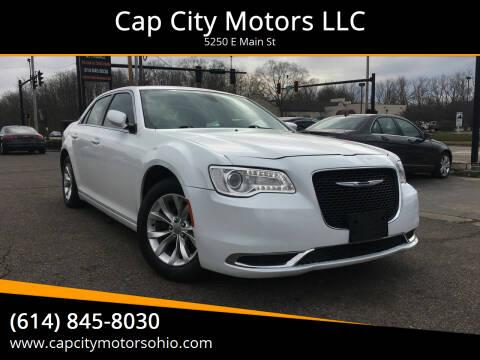 2015 Chrysler 300 for sale at Cap City Motors LLC in Columbus OH