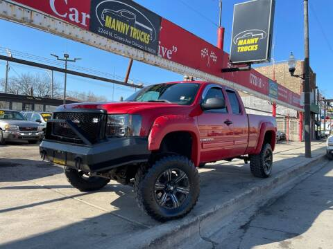 2009 GMC Sierra 1500 for sale at Manny Trucks in Chicago IL