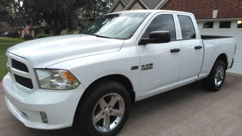 2014 RAM Ram Pickup 1500 for sale at Haigler Motors Inc in Tyler TX