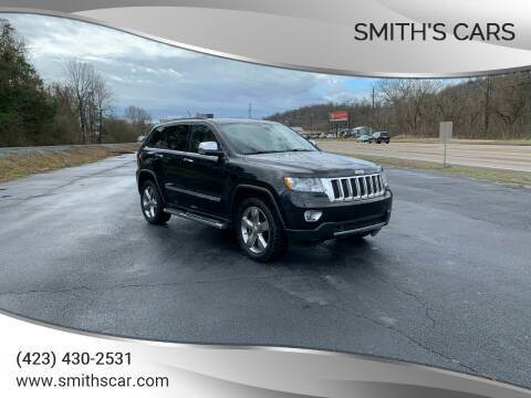 2012 Jeep Grand Cherokee for sale at Smith's Cars in Elizabethton TN