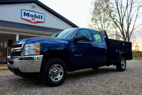 2013 Chevrolet Silverado 2500HD for sale at Show Me Used Cars in Flint MI