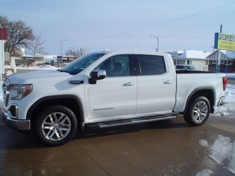 2020 GMC Sierra 1500 for sale at World of Wheels Autoplex in Hays KS