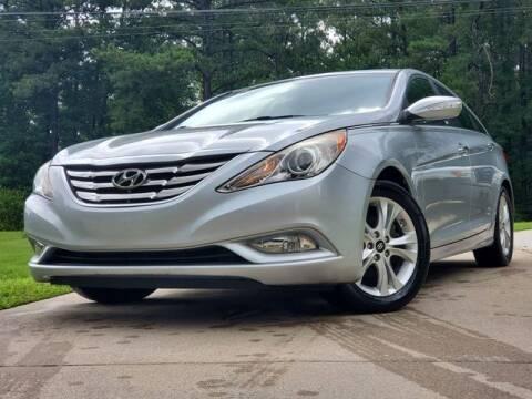 2011 Hyundai Sonata for sale at Dynasty Auto Brokers in Marietta GA