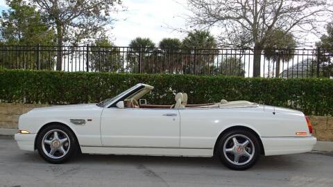 1998 Bentley Azure for sale at Premier Luxury Cars in Oakland Park FL