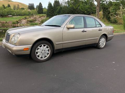 1999 Mercedes-Benz E-Class for sale at CA Lease Returns in Livermore CA
