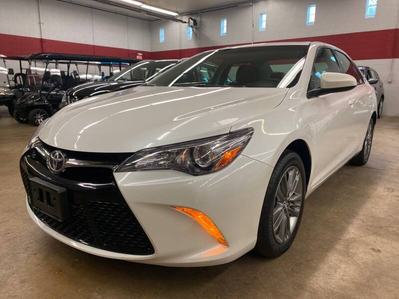 2017 Toyota Camry for sale at Columbus Car Warehouse in Columbus OH