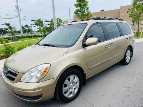 2008 Hyundai Entourage for sale at LA Motors Miami in Miami FL