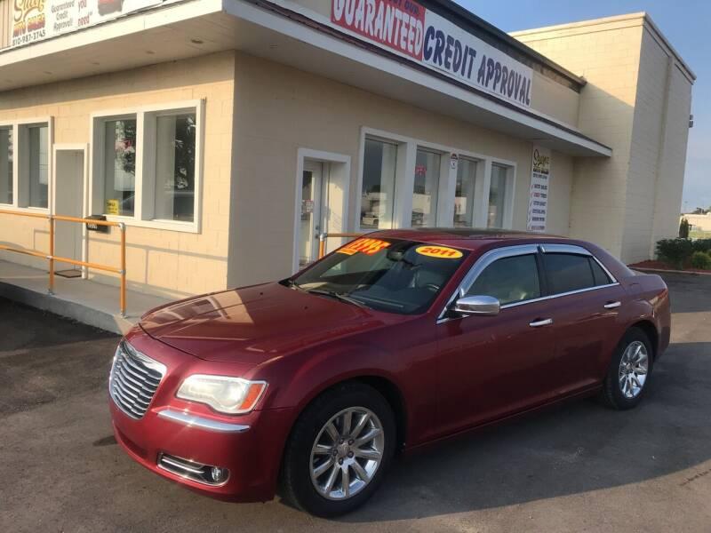 2011 Chrysler 300 for sale at Suarez Auto Sales in Port Huron MI