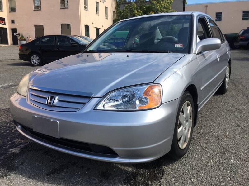 2001 Honda Civic for sale at Alexandria Auto Sales in Alexandria VA